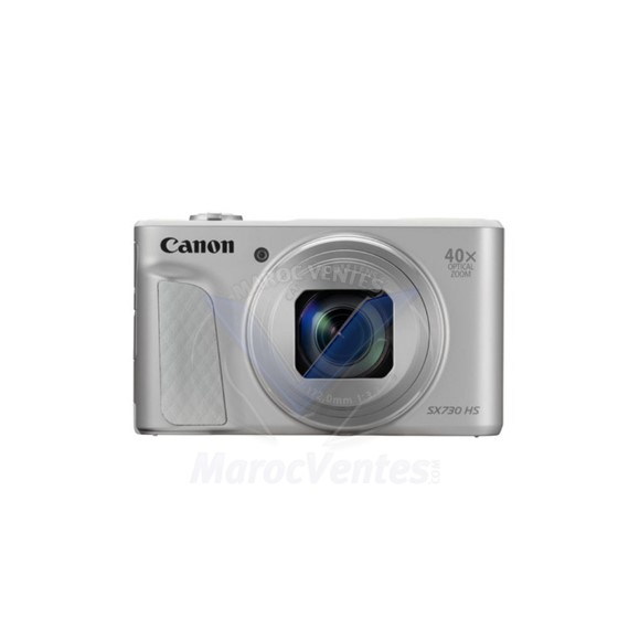 Appareil photo compact PowerShot SX730 HS 21.1 megapixel Gris 1792C002AA
