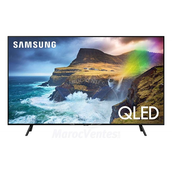 "SMART TV QLED 65"" 4K Ultra HD 2 ×USB 4 ×HDMI WiFi Bluetooth LE65Q60"