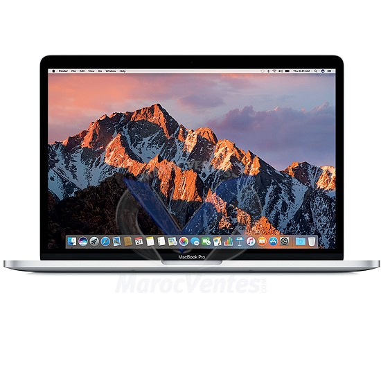 "MacBook Pro LED 13"" Argent  i5 8 Go SSD 256 Go MLUQ2FN"
