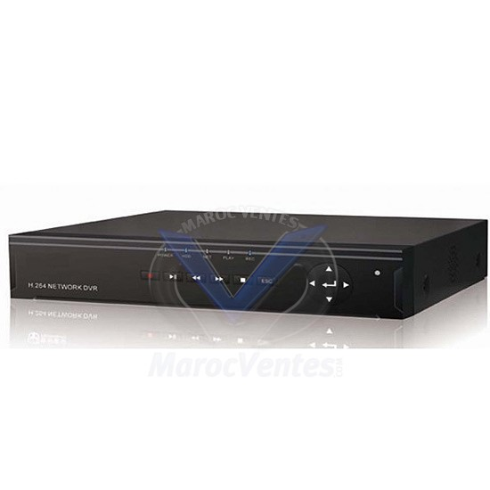 DVR 8CH Compression format  H.264 VT-80108H
