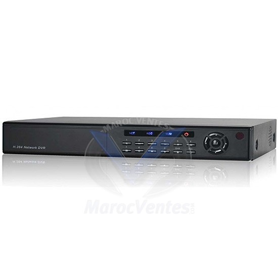DVR 16CH Compression format  H.264 VT-8216H-F
